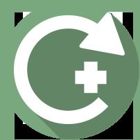 Maximum Diameter Icon