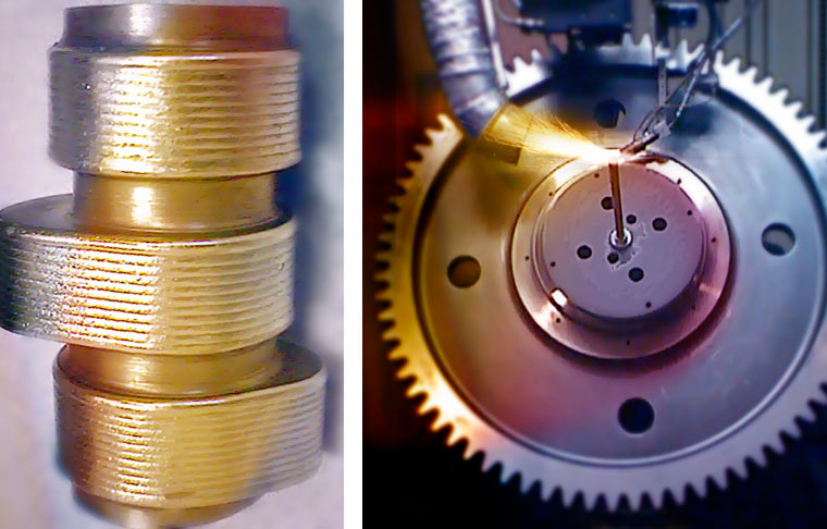 Inside Diameter Restoration, Gear and Irregular Shape Restorations